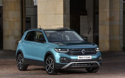 More on Volkswagen's new SUV, the T-Cross