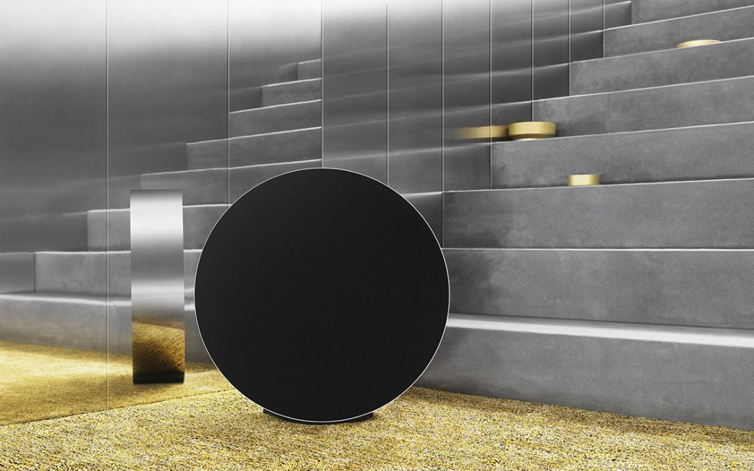 Bang & Olufsen Reimagines the Home Speaker: Announcing Beosound Edge