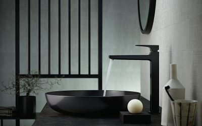 Hansgrohe's New Additions to FinishPlus