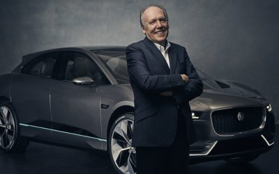 Ian Callum, Jaguar Director of Design, awarded CBE in Queen's Birthday Honours list