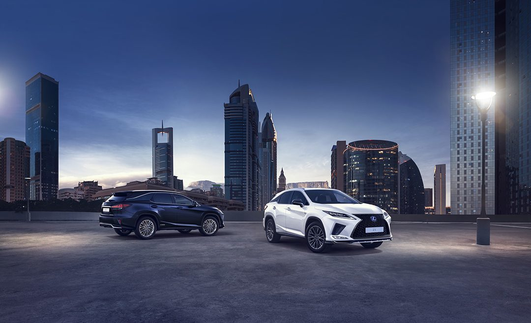 New Lexus RX Makes World Debut