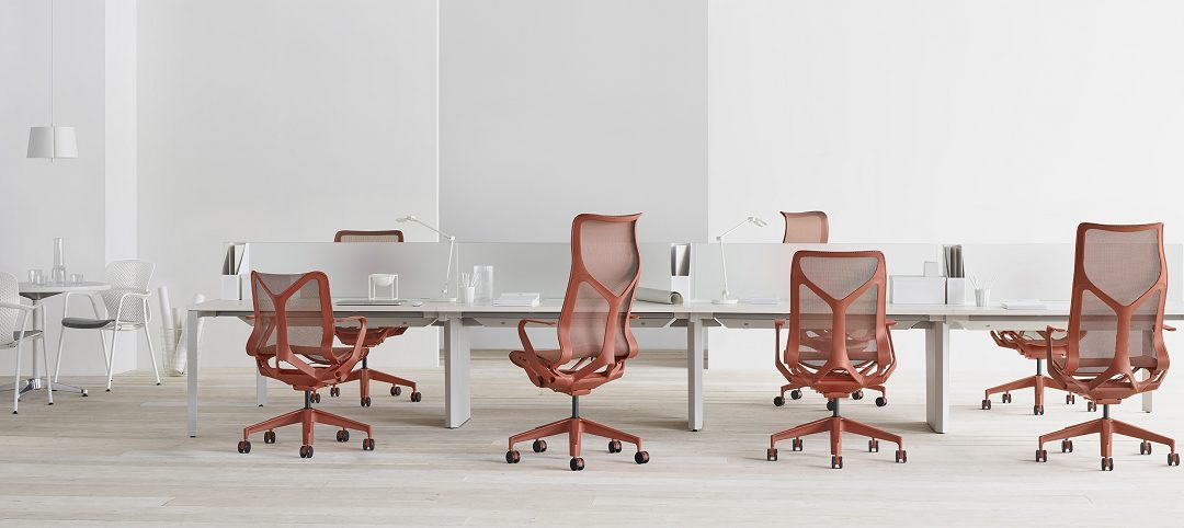 Herman Miller scoops another prestigious design award