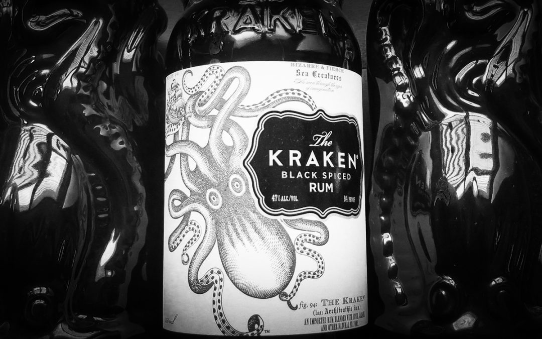 The Kraken Black Spiced surfaces in South Africa
