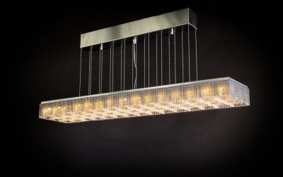 Get in line for willowlamp's latest lighting piece, Lineal