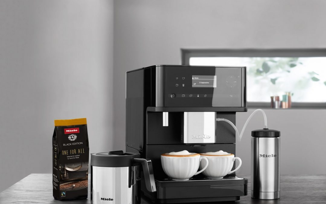 Miele – Designed for maximum coffee pleasure