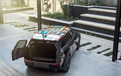 MINI Clubman showcases South African design flair