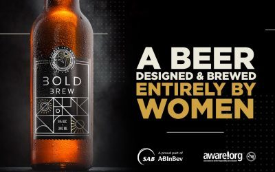 All women team brew special beer to celebrate Women's Month