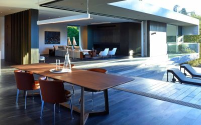 Flexform – Los Altos Hills, California Private Home