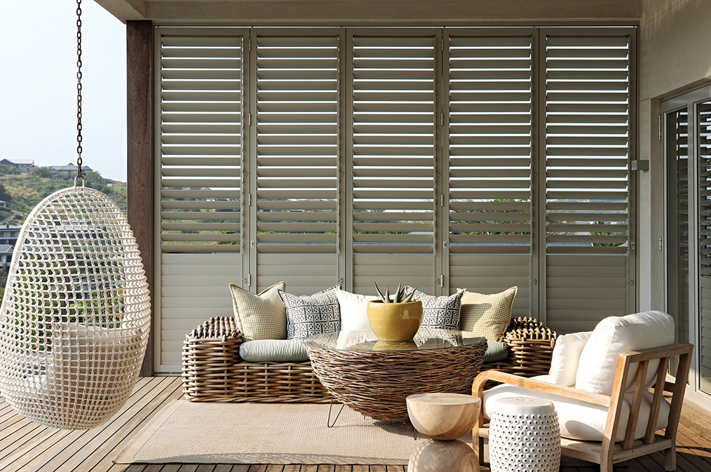 Shut out allergies this spring with Plantation Shutters