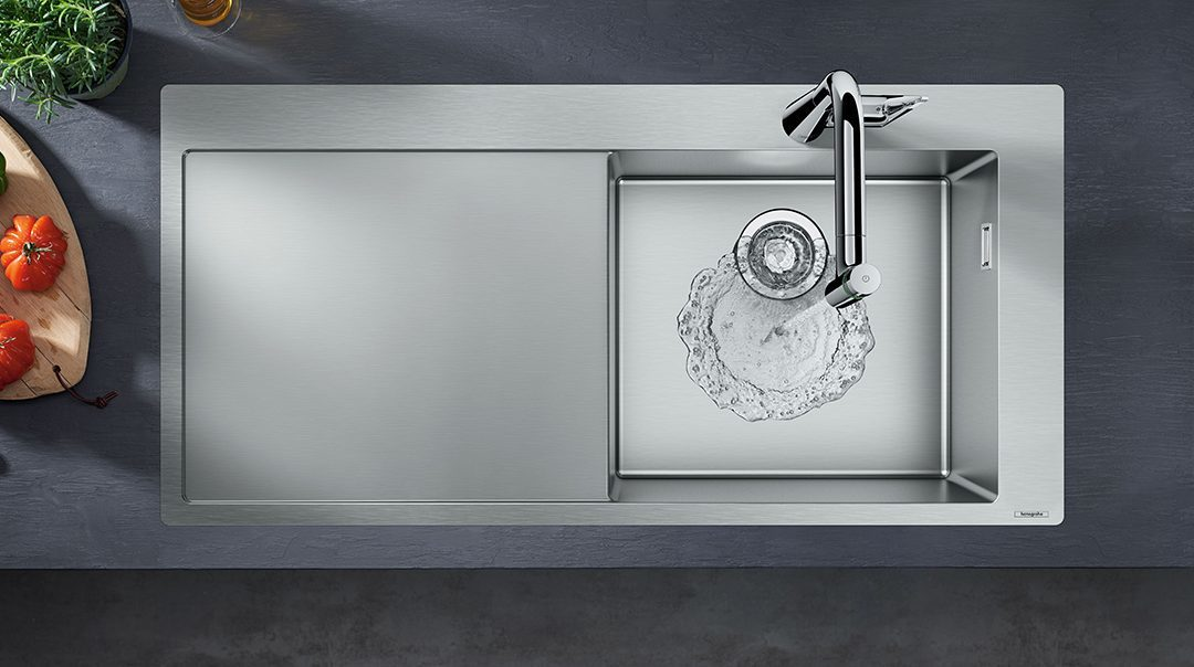 Hansgrohe Kitchen Tips