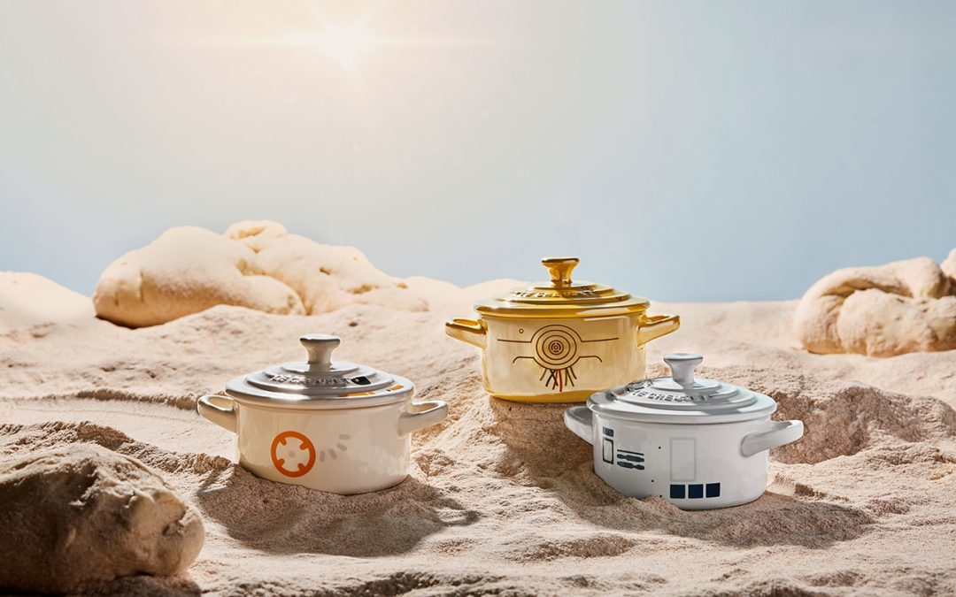 Star Wars x Le Creuset Embark on an Epic Adventure!