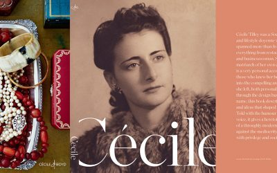 The memoir Cécile marks the life of one of SA's most remarkable design doyennes