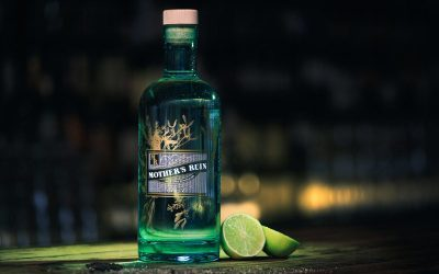 Mother's Ruin Gin by The Dead Rabbit Distillery