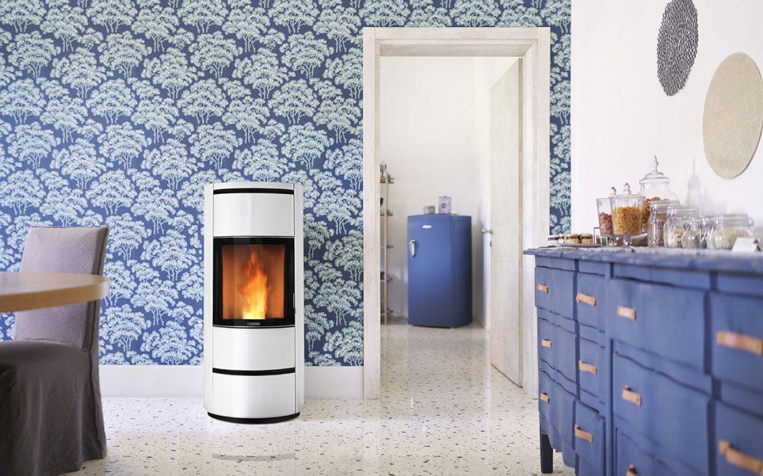 Calore – Smart Pellet Fireplaces