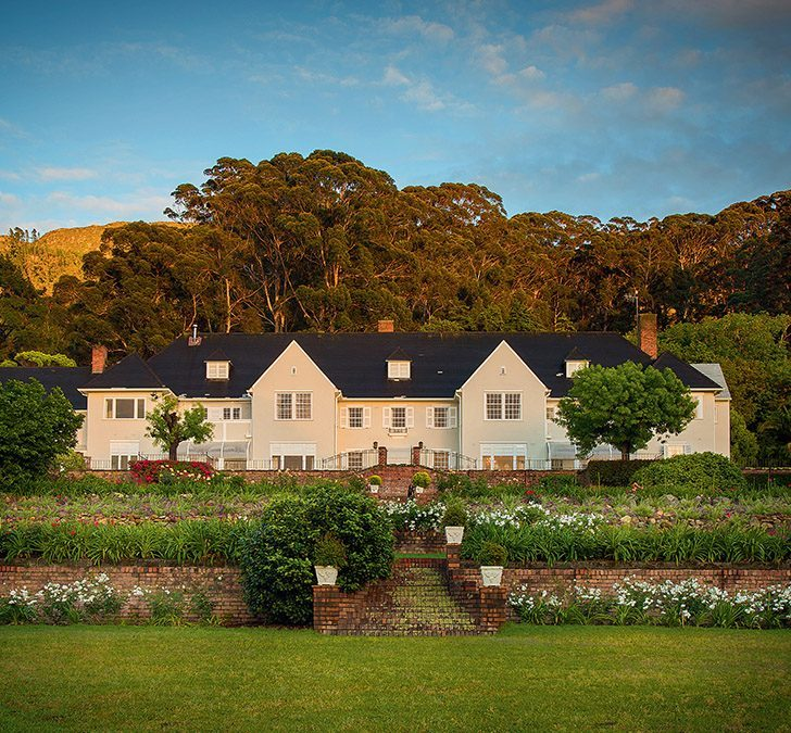 Strauss & Co to auction contents of historic Constantia mansion