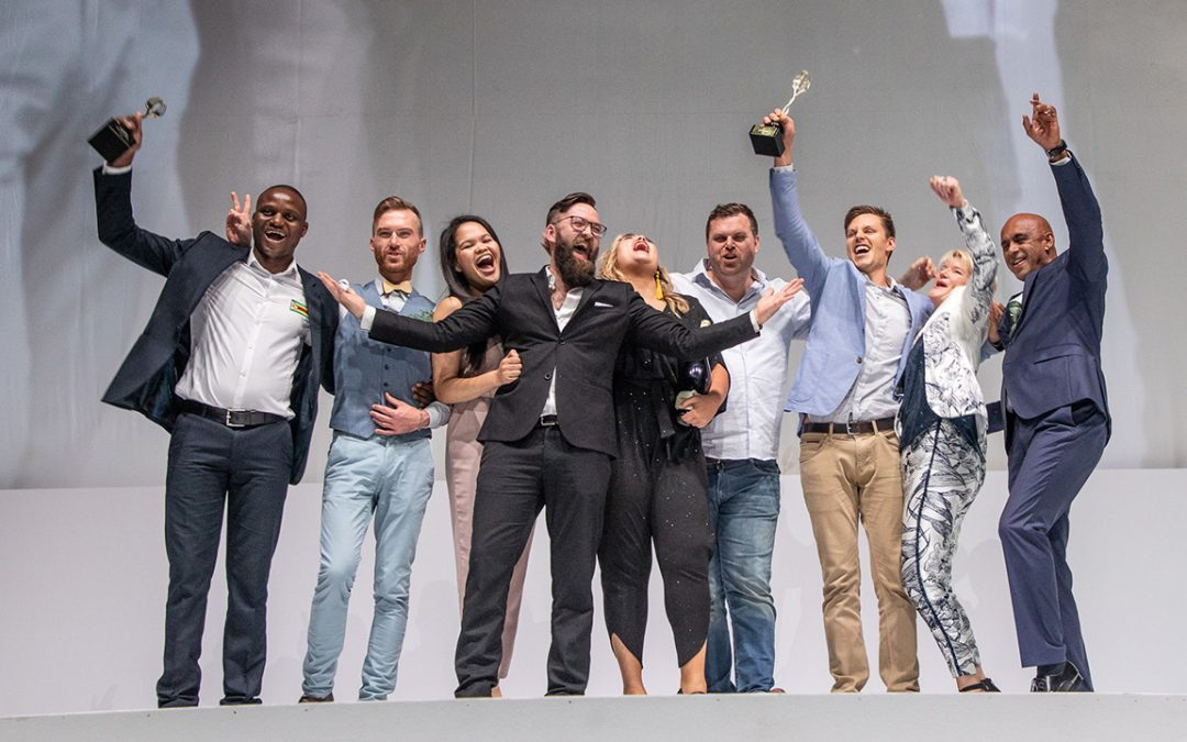 The winners of the 2019 Eat Out Mercedes-Benz Restaurant Awards