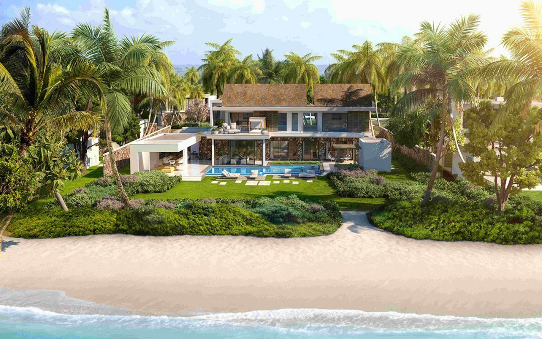 One&Only Resorts Introduce Ultra-Luxury Private Homes in Mauritius