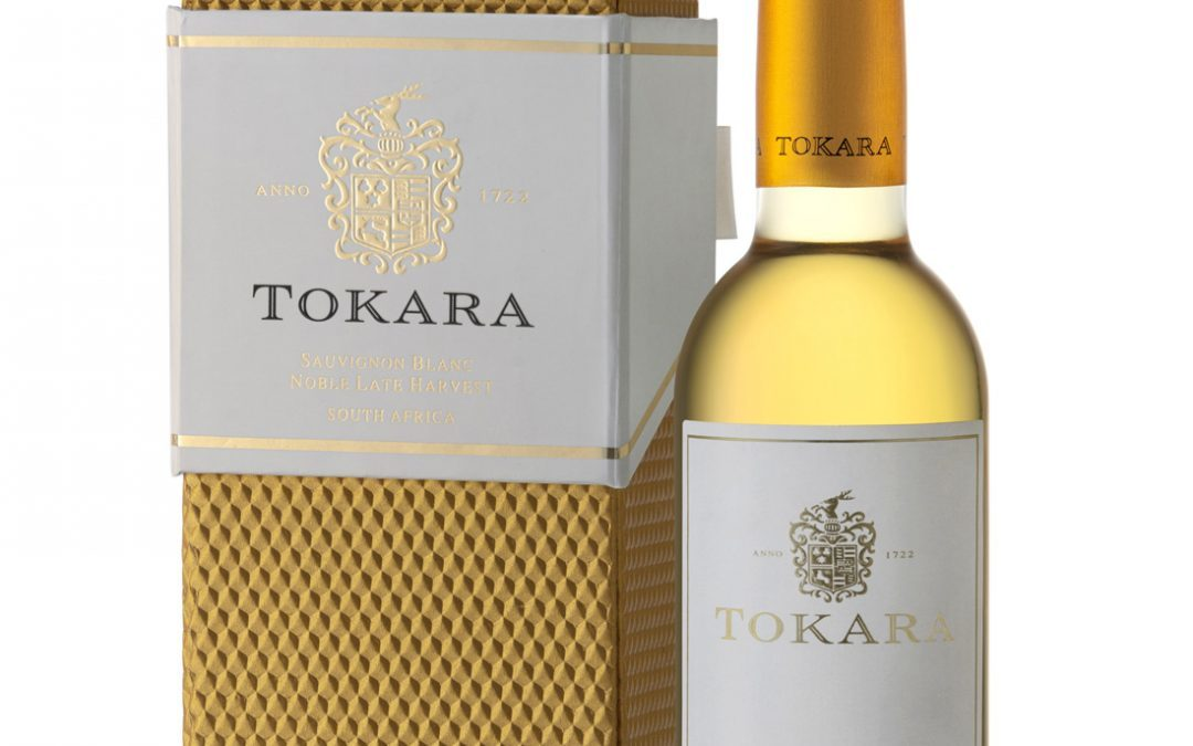TOKARA Noble Late Harvest shimmers in a festive gift pack