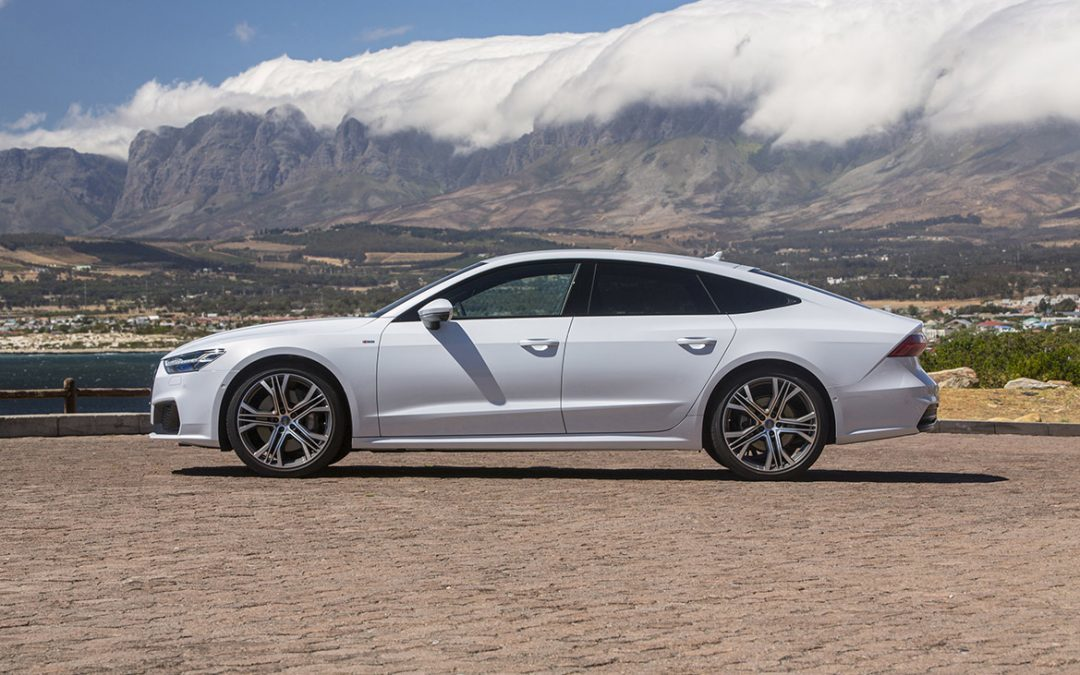 The New Audi A7 Sportback: The Sporty Face of the Luxury Class