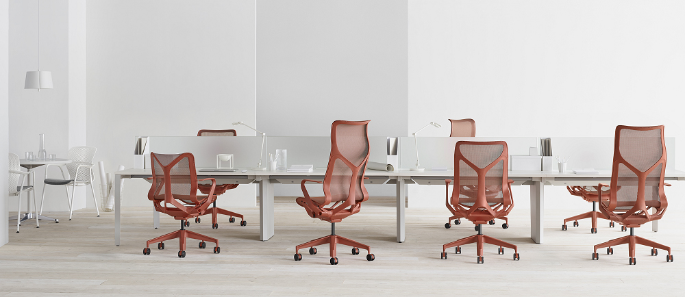 Cosm, designed by Studio 7.5 for Herman Miller, named one of the 100 Best Inventions of '19