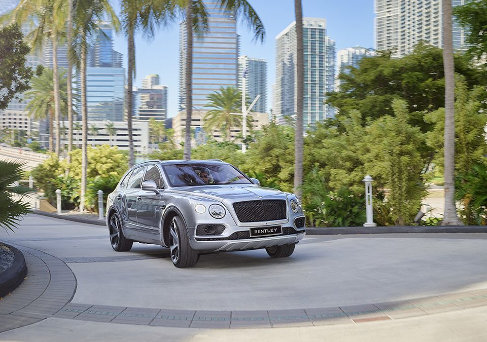 New 'Certified by Bentley' Programme Sets the Standard for Pre-owned Luxury Cars