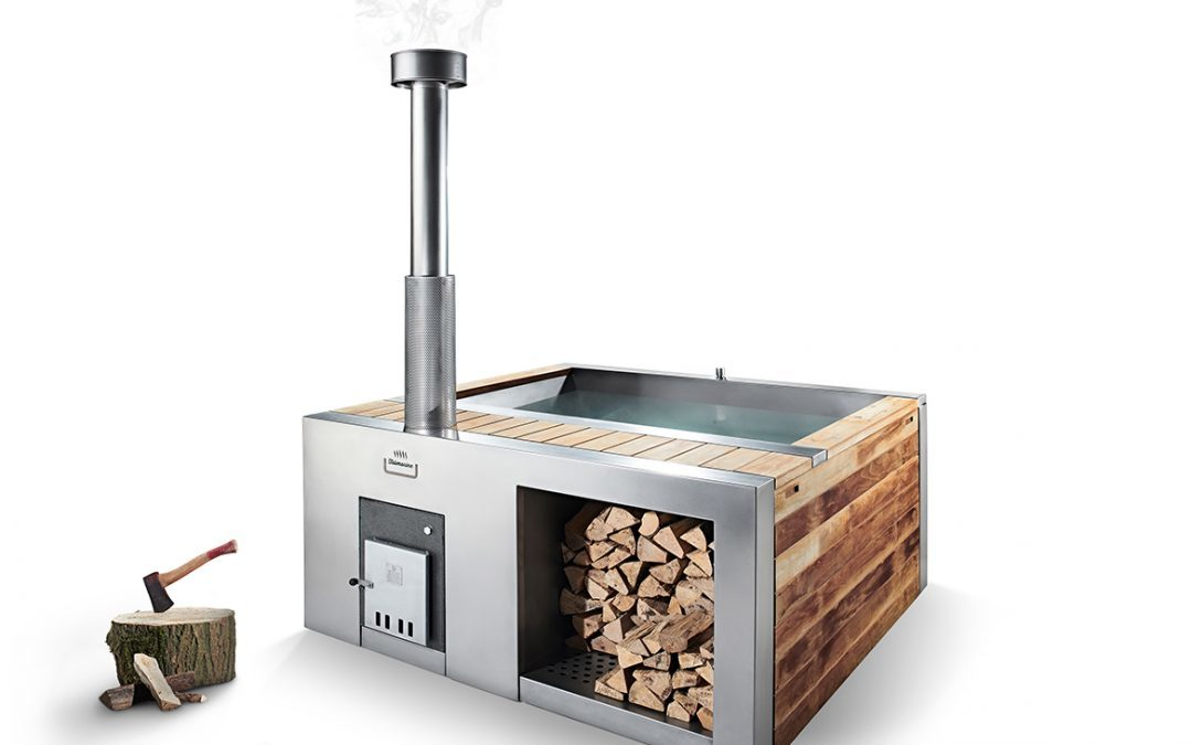 The ultimate wood-fired hot tub – Tubmarine launches in the UK