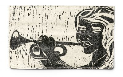 Lalela Scarf launches leather accessories showcasing artwork by at-risk youth