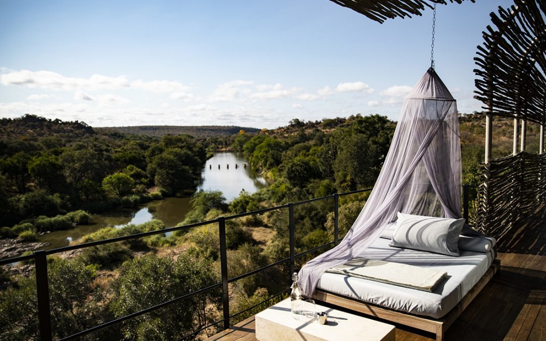 Singita Lebombo Lodge Designed by Cécile & Boyd Named as Top 5 Most Spectacular Hotel in the World for 2020
