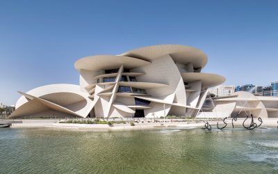 The National Museum in Qatar – An Organic, All-Embracing Work of Art