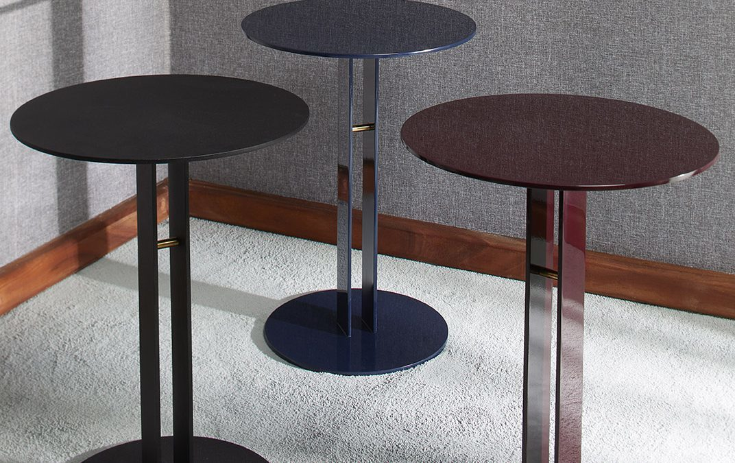 A Simple Plan | The Portman Side Table Stands Apart