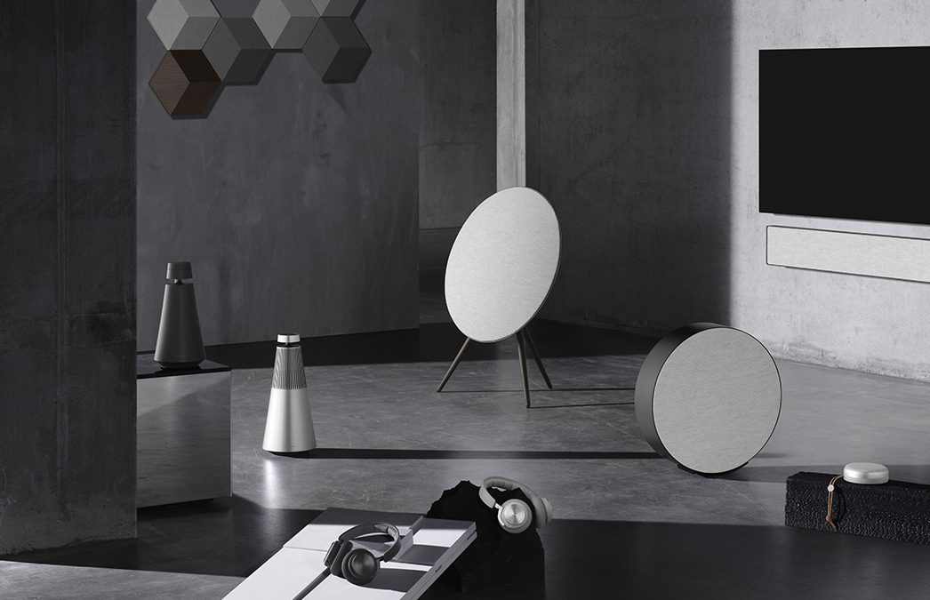 Bang & Olufsen's Contrast Collection