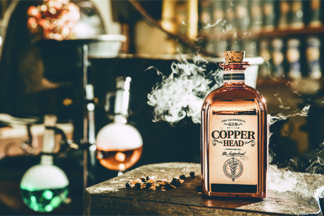 Copperhead Gin – Discover the Alchemist Experience