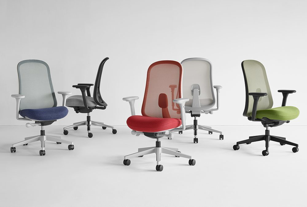 Herman Miller Launches New Lino Chair by Industrial Facility Hecht and Colin