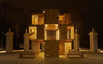 Madrid Design Festival – A New Way to Design & Build Houses & Cities