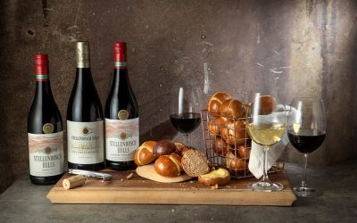 Stellenbosch Hills spreads April Cheer with Hot Cross Bun & Wine Pairing