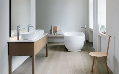 Duravit and Cecilie Manz expand the successful Luv series