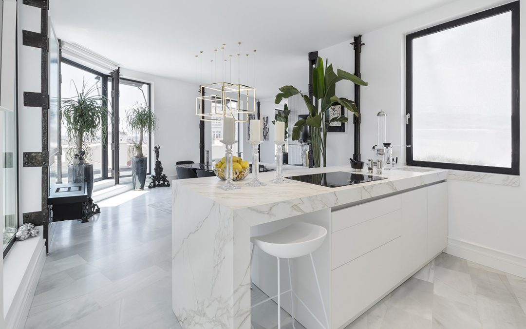 Neolith® at Home with David Meca