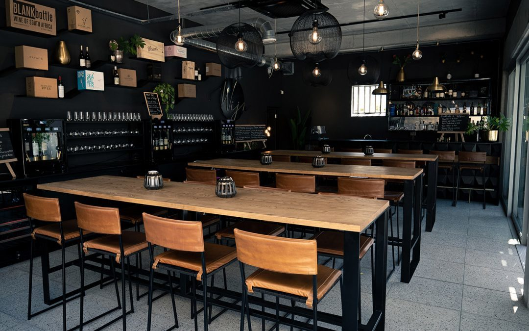Wijn – A New Concept Wine Bar in Paarl