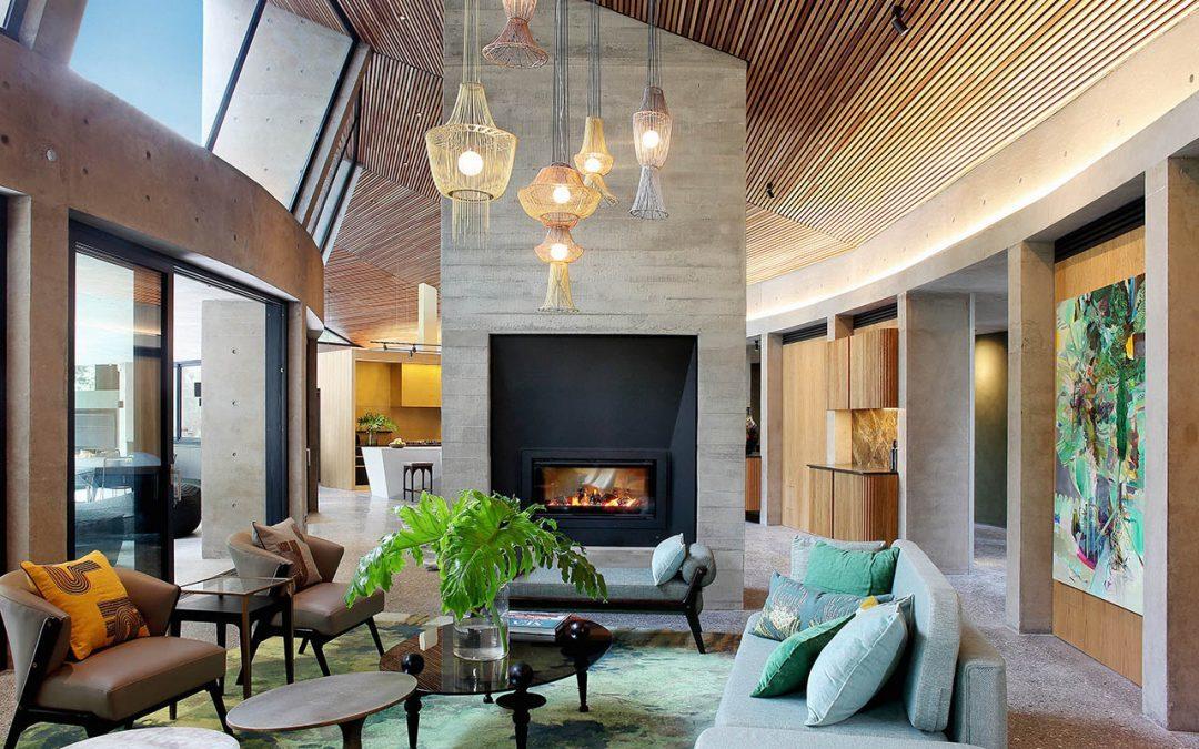 Stunning New Villa Verte is Open to Guests