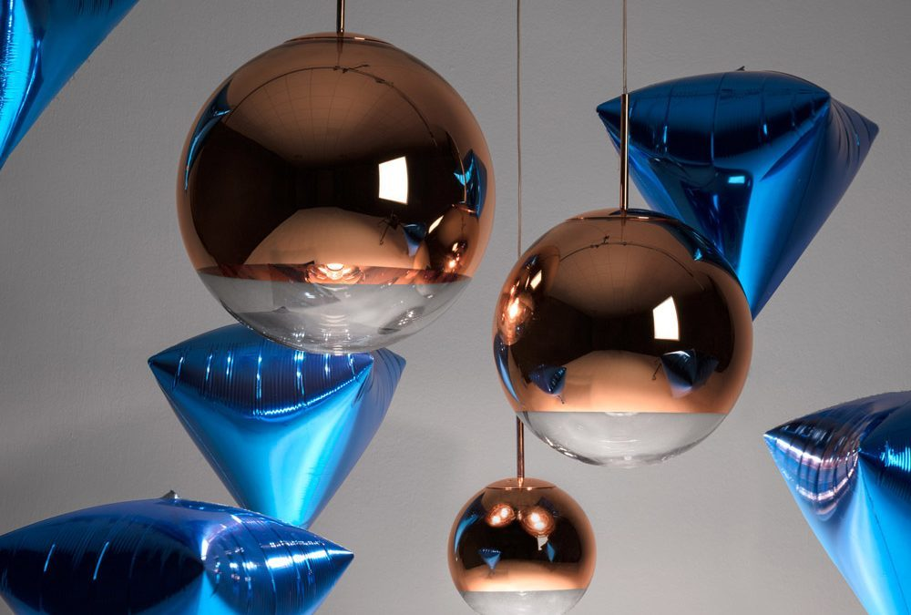 Tom Dixon Lighting Now Available at Casarredo