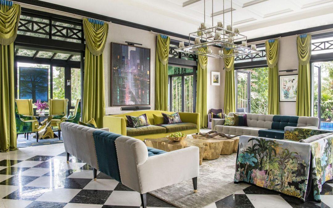 Interior design Nikki Hunt – Design Intervention