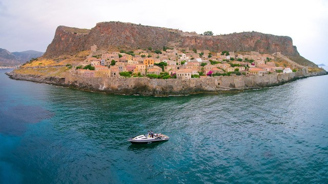 Fast Boats Combine Discretion and Agility with Superyacht Service to offer High-End, Low-Impact, Secret Greek Adventures