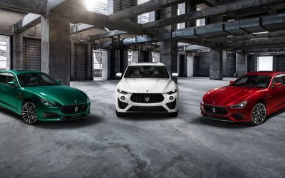The Italian Sports Car Marque Redefines Elegance, Performance and Safety