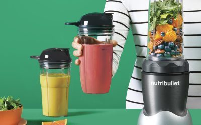 Beat the Blues: Push, Twist and Blend a Nutrient-Rich Rainbow