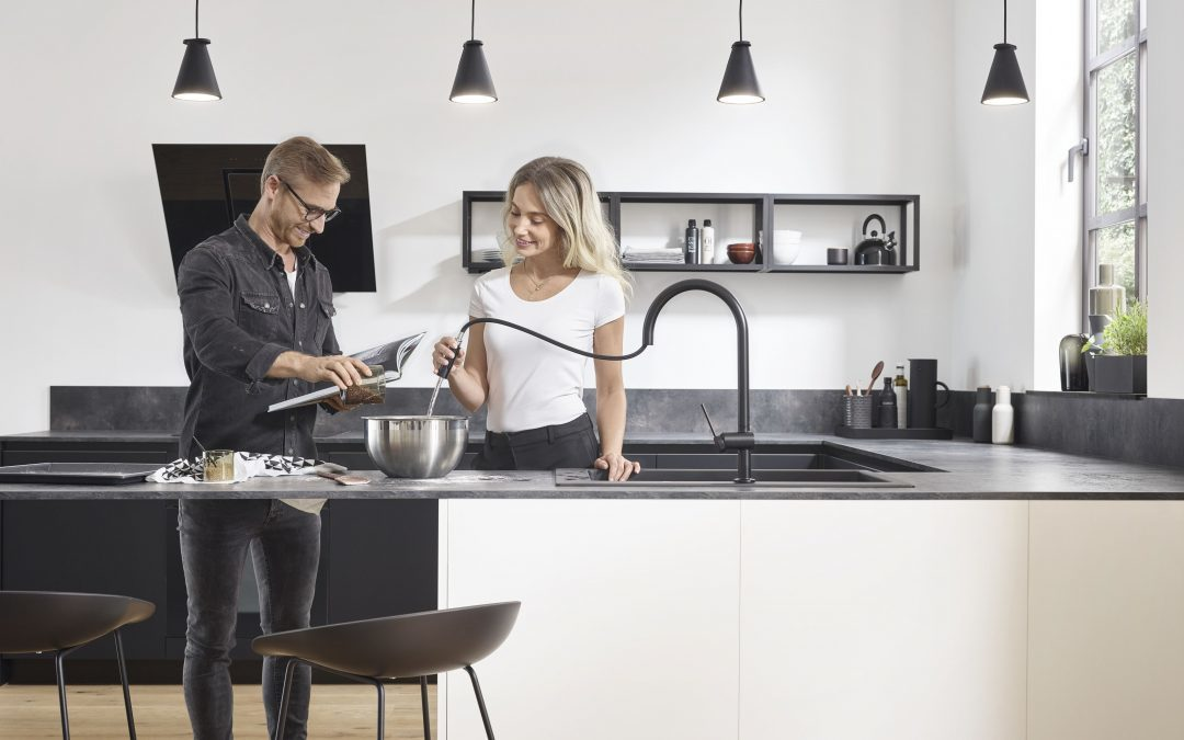 Memories are Made with Talis M54 – A Wise Asset to our Kitchens