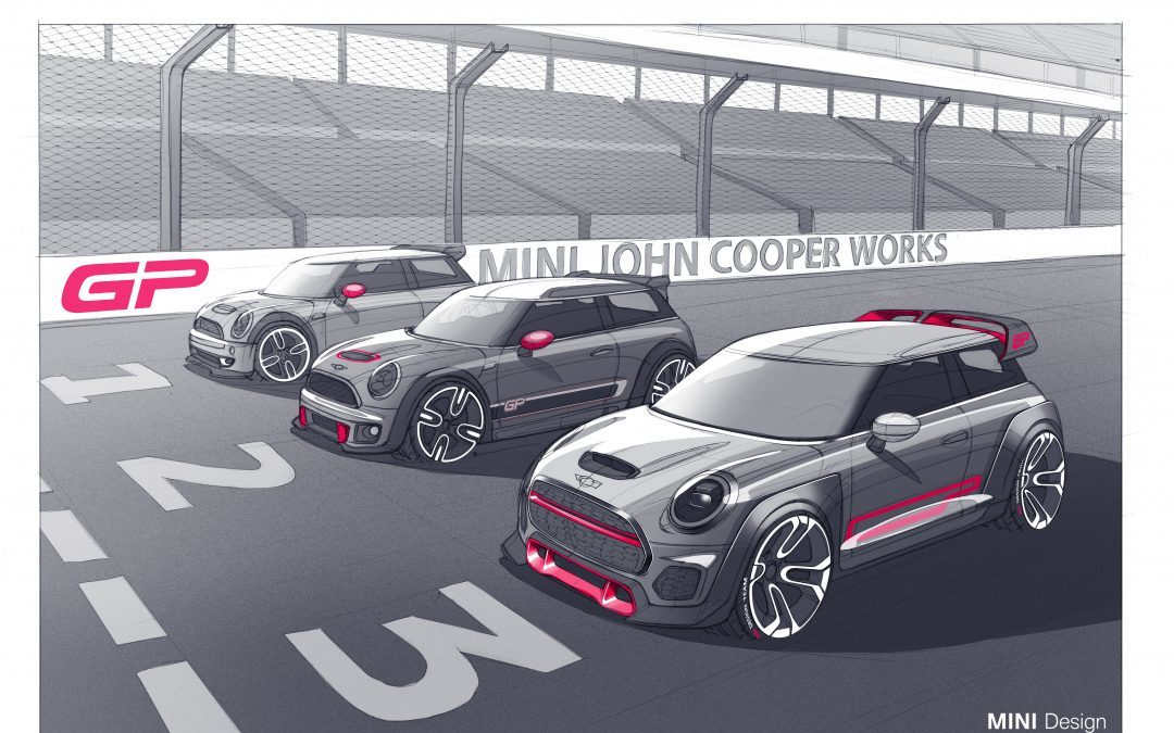 People's Car to Pocket Rocket – MINI John Cooper Works GP
