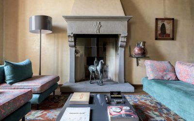 An Eclectic Florentine Story: Layering Precise Micro Changes to Reflect the Past and Evolution