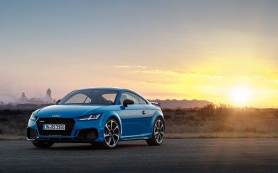 Peak Form Perfection – The Never-been-this-Masculine New Audi TT RS Range