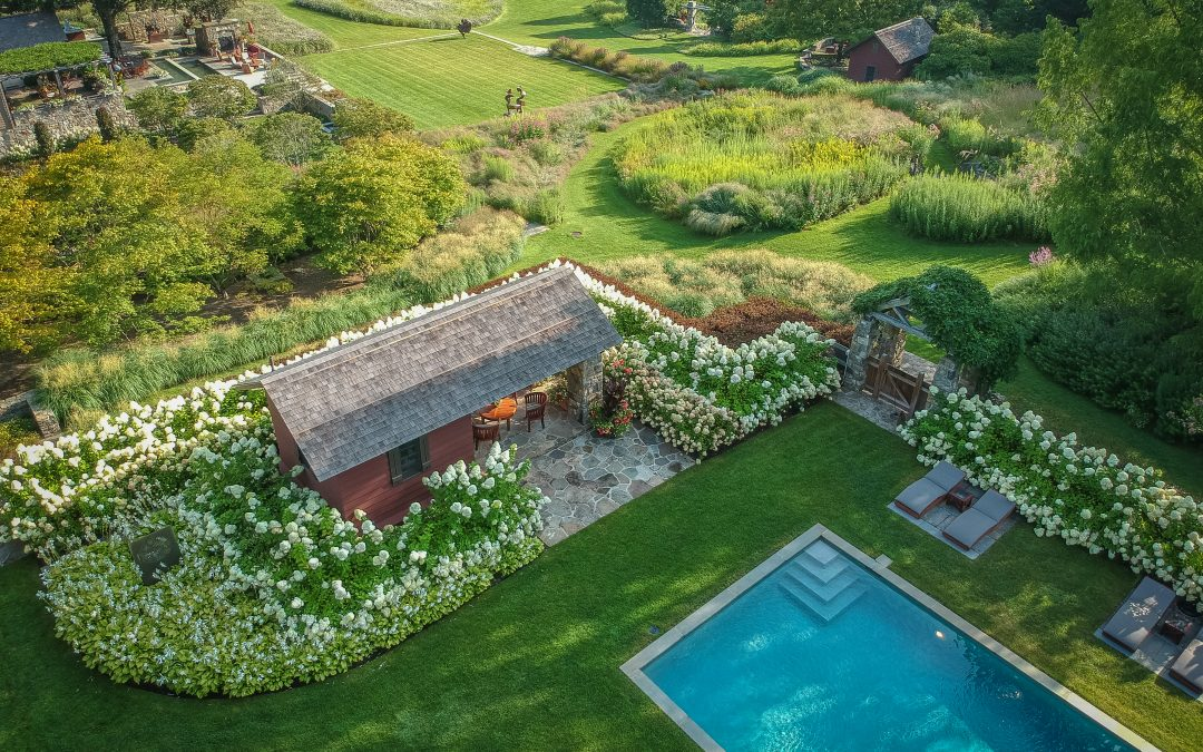Good Things Take Time: Imagine the Result 13 Years After Designing One of the Most Significant Gardens in Connecticut