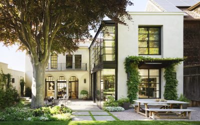 Understand a Legacy's Level of Persistence and Step Inside This Precious Neighbourhood's Historic Renovation